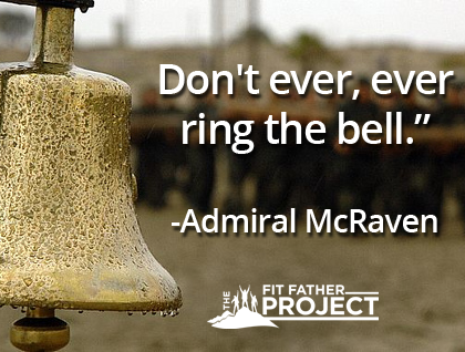 Ring bell-navy seals