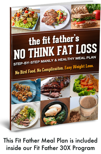 Fit Father Meal Plan FF30X