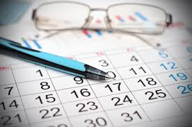 worst mistakes - missing calendar dates