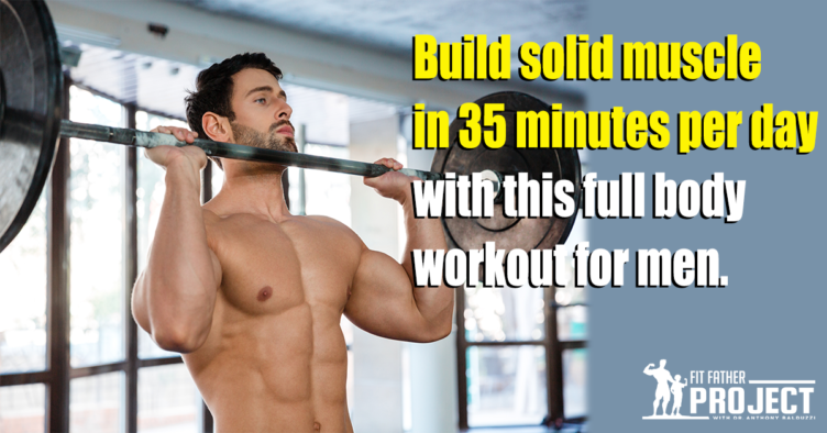 Full body workout feature