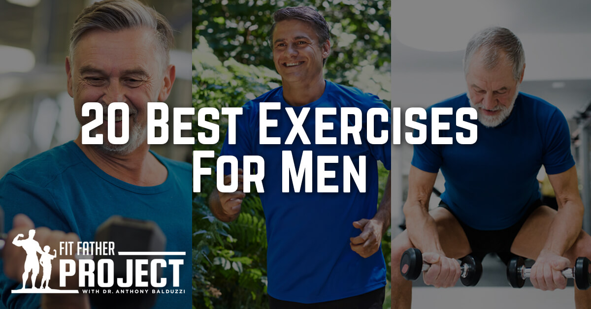 exercises for men over 40