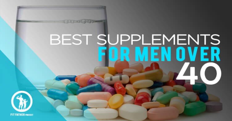 best supplements for men over 40