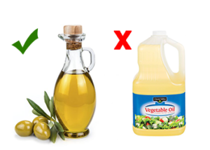 olive oil best cooking oils