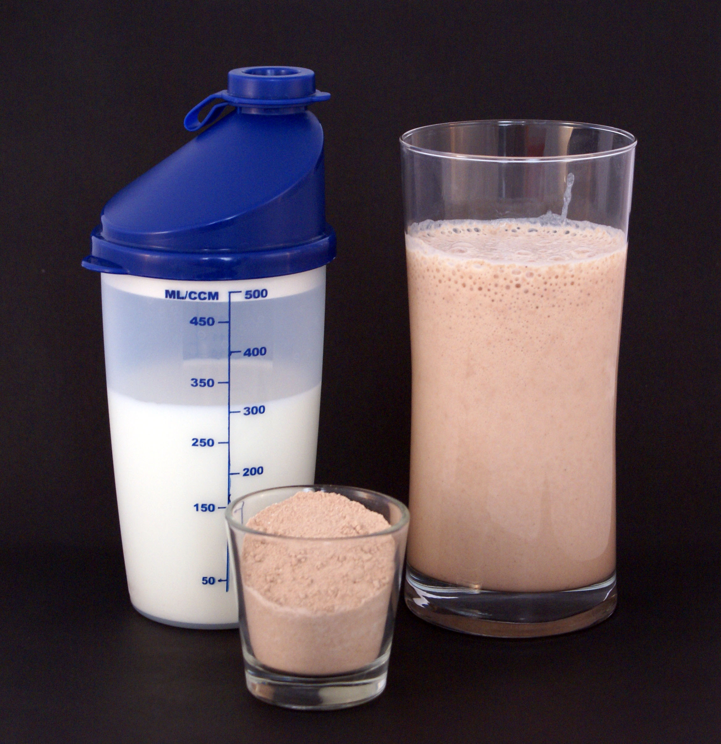 best workout supplements for men #3 casein protein shake