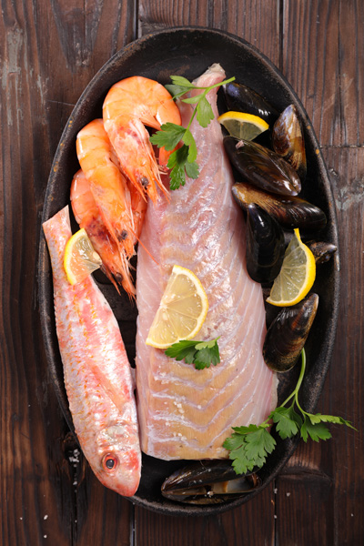 fish trout heart healthy foods for men