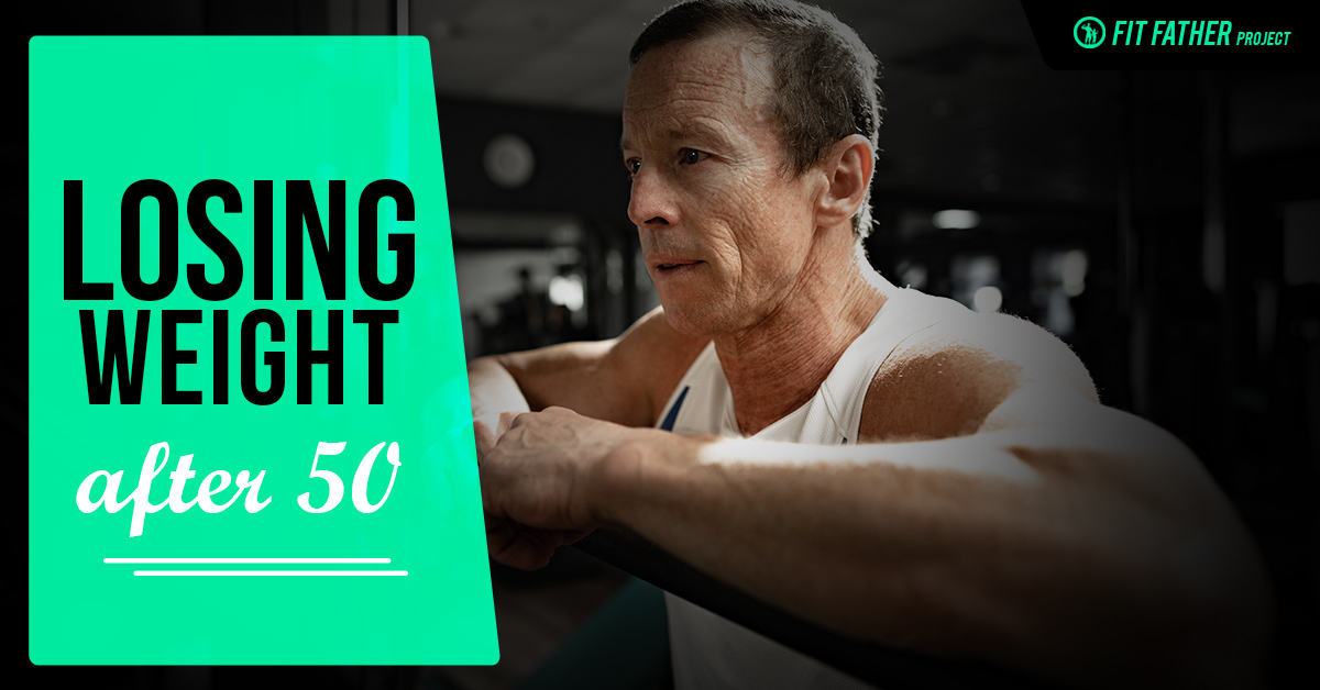 losing weight after 50