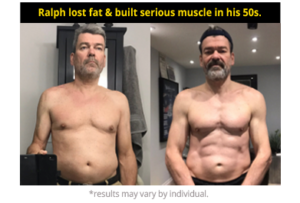 Ralph before and after results my vary best weight loss for men