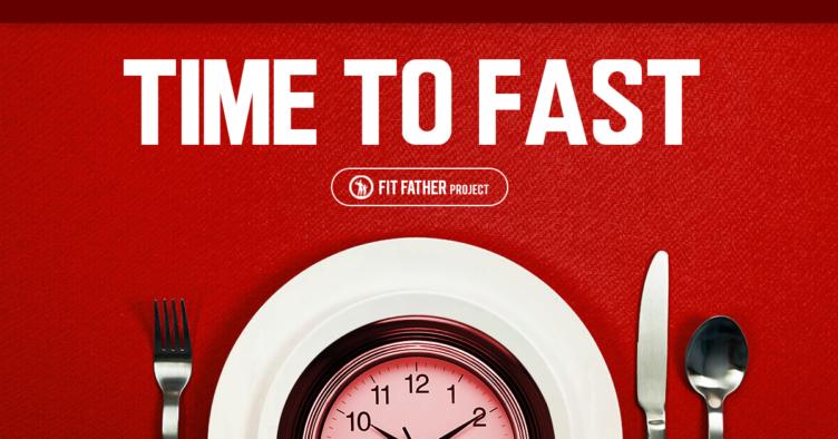 intermittent fasting for men