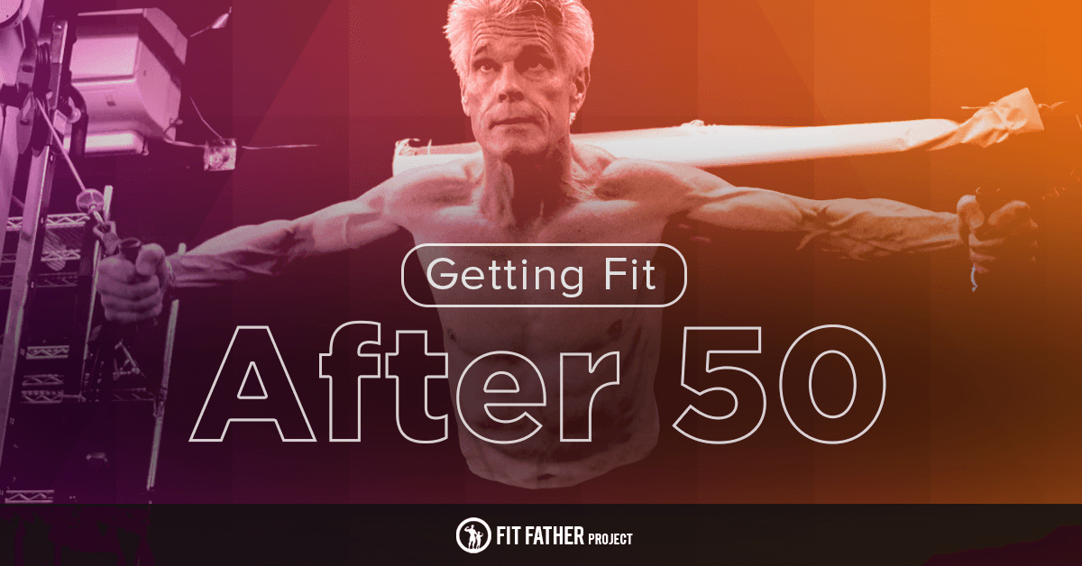 getting fit after 50