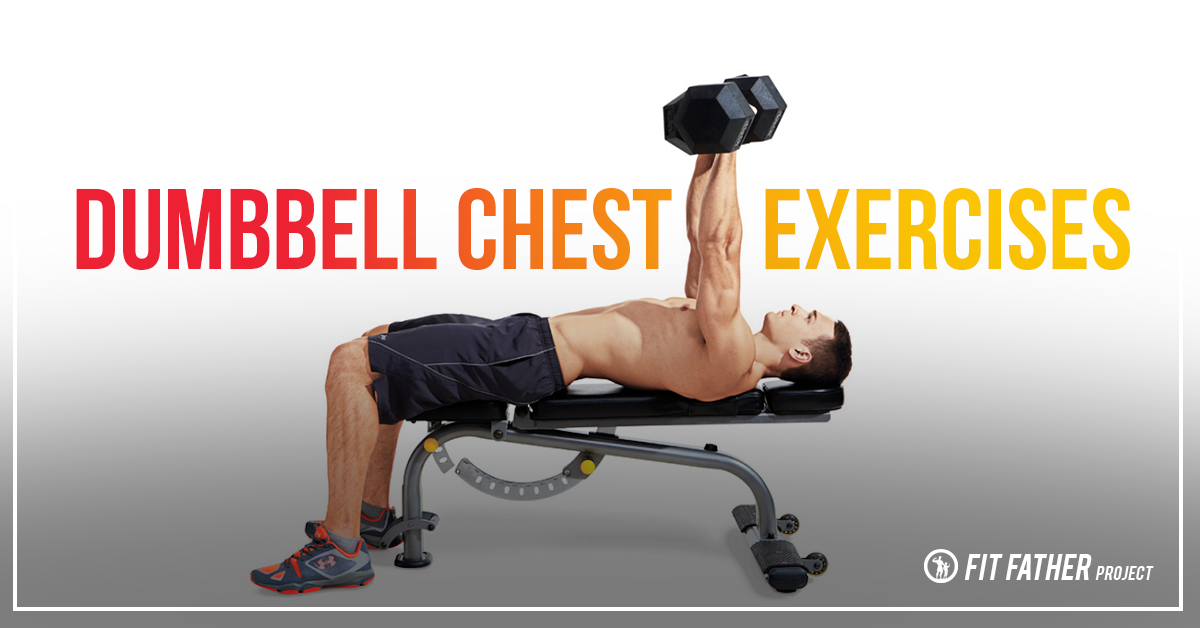 dumbbell chest exercises