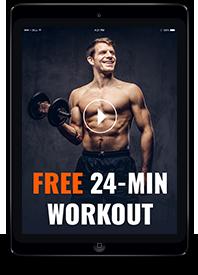 Gratis 24min Workout